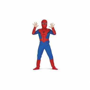 Carnavalskleding spiderman pak jongens online