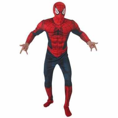 Carnavalskleding spiderman pak luxe online