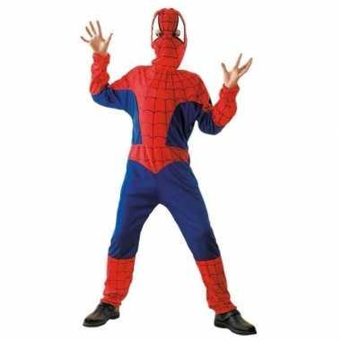 Carnavalskleding spinnenheld pak online