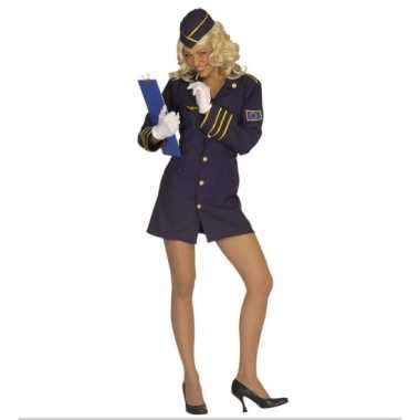 Carnavalskleding stewardess dames online