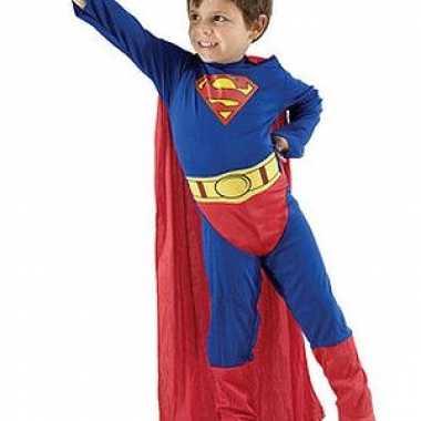 Carnavalskleding superman kind online