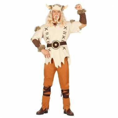 Carnavalskleding viking mannen online