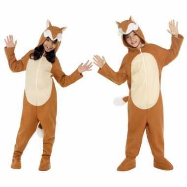 Carnavalskleding vossen huispak baby online