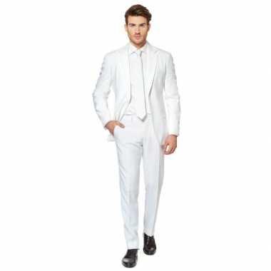 Carnavalskleding white knight maatpak heren online