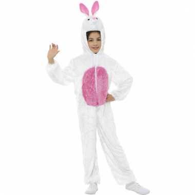 Carnavalskleding wit konijnenpak baby online