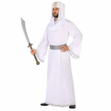 Carnavalskleding wit nacht arabieren verkleedpak hassan heren online