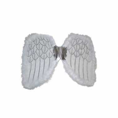 Carnavalskleding witte engelen vleugels baby online
