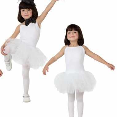 Carnavalskleding witte tutu meisjes online