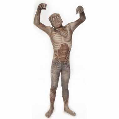 Carnavalskleding zombie morphsuit baby online