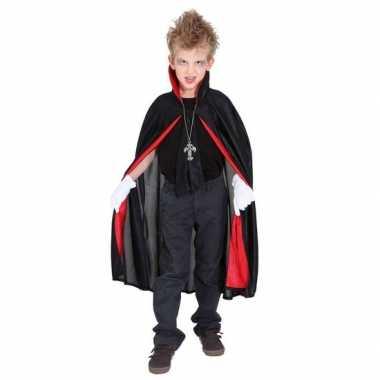 Carnavalskleding zwarte dracula/vampieren cape baby online