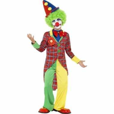 Clown carnavalskleding baby online