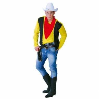 Cowboy carnavalskleding mannen online