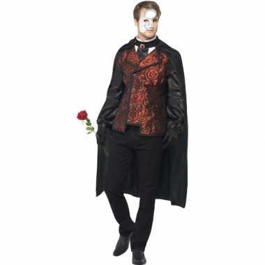 Dark opera masquerade carnavalskledings online