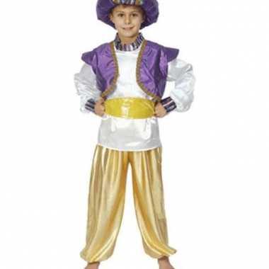 Disneys aladdin carnavalskleding jongens online