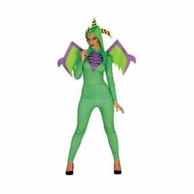 Draken carnavalskleding dames online