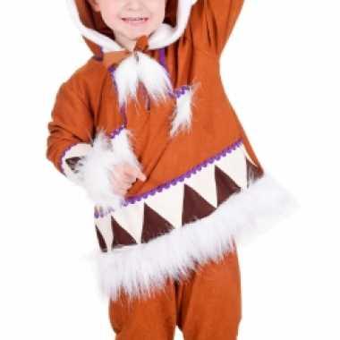 Eskimo carnavalskleding jongens online