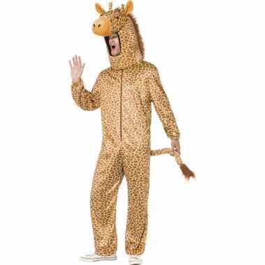 Giraffenpak carnavalskleding online