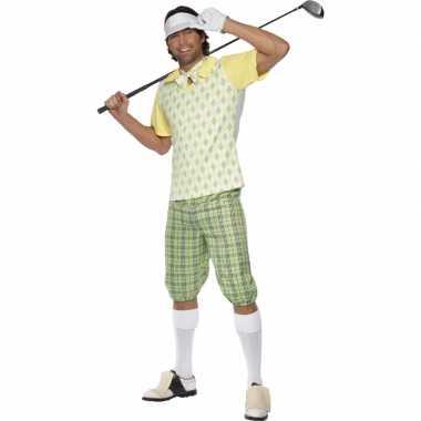 Golfers carnavalskleding heren online