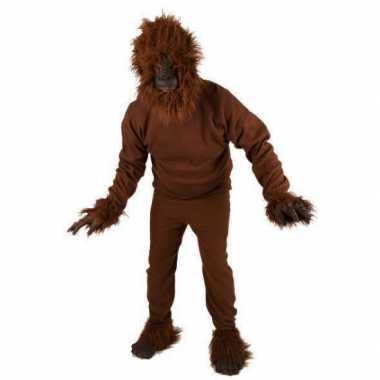 Gorilla carnavalskleding volwassenen online
