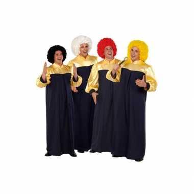 Gospel carnavalskleding volwassenen online