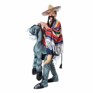 Grappig instap carnavalskleding mexicaan online