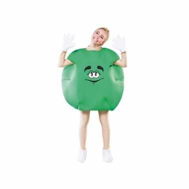 Groen snoep carnavalskleding volwassenen online