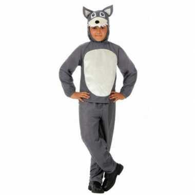 Grote boze wolf carnavalskleding baby online