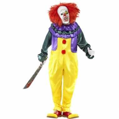 Horror clown carnavalskleding online