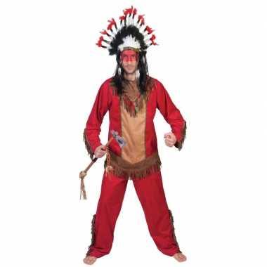 Indianen verkleed carnavalskleding lootah heren online