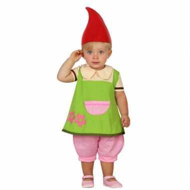 Kabouter carnavalskleding baby online
