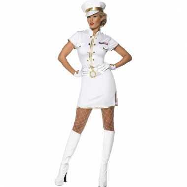 Carnavalskleding Dames.Kapitein Carnavalskleding Dames Wit Online Carnavalskleding Online Nl