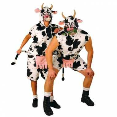 Koeien carnavalskleding volwassenen online