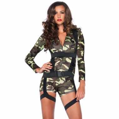 Leg avenue commando leger carnavalskleding dames online