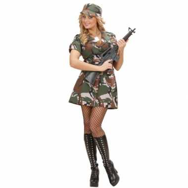 Leger soldaten carnavalskleding dames online