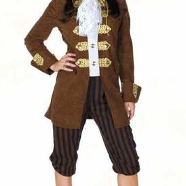 Luxe piraten carnavalskleding dames online