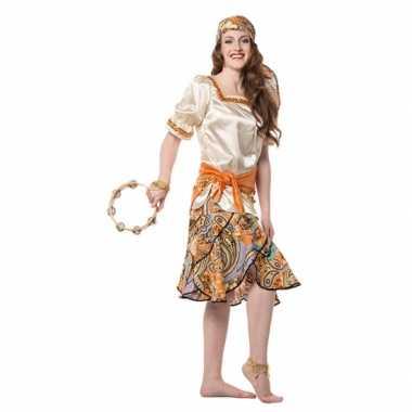 Luxe zigeuner carnavalskleding dames online