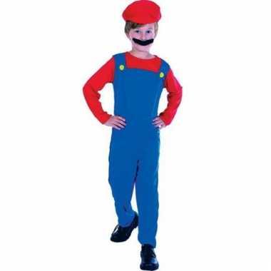 Mario carnavalskleding baby online