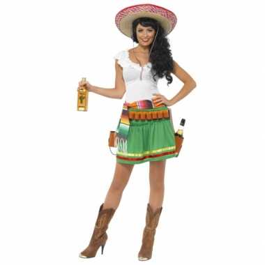 Mexicaanstequila carnavalskleding dames online