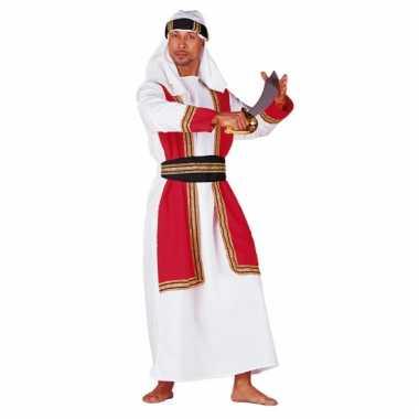Nacht sultan carnavalskleding heren online