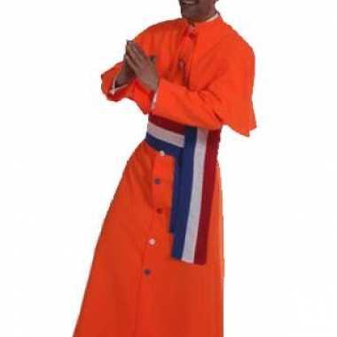 Oranje kardinaal carnavalskleding online