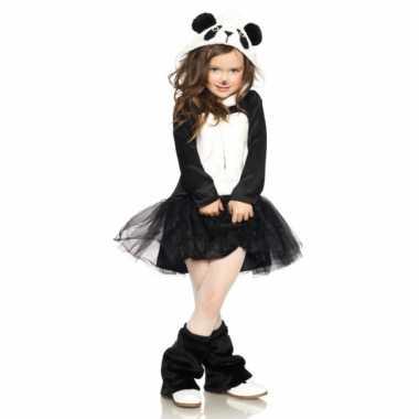 Panda beer carnavalskleding meisjes online