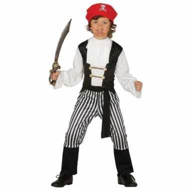 Piraten carnavalskleding jongens online