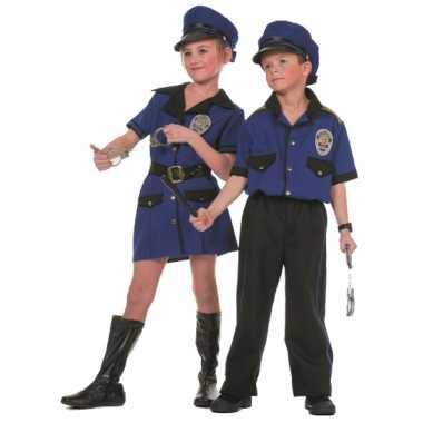 Politie carnavalskleding meisjes online