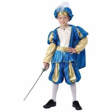 Prins carnavalskleding hoed jongens online