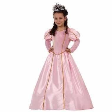Prinsessen carnavalskleding meisjes roze online