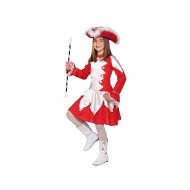 Rode dansmarieke carnavalskleding meiden online