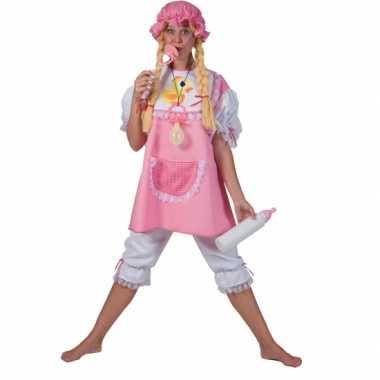 Roze baby carnavalskleding volwassenen online