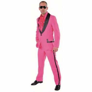 Roze carnavalskleding heren online