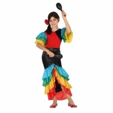 Samba rumba flamenco dans carnavalskleding meisjes online