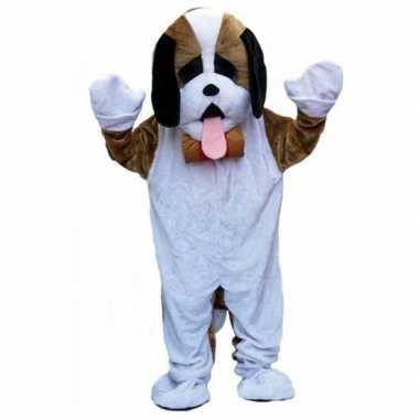 Scarnavalskleding luxe pluche hond carnavalskleding online